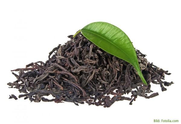 Schwarzer Tee aus den Bergregionen Thailands