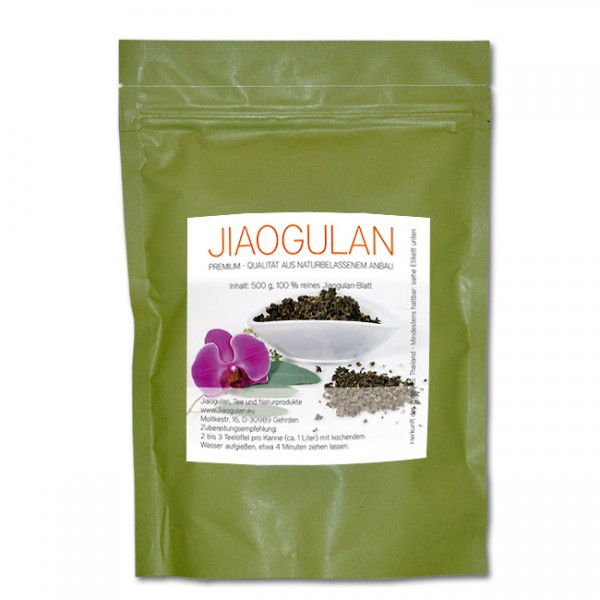 Jiaogulan Tee 500 g