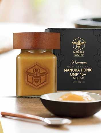 Premium Manuka Honig UMF15+