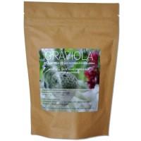 Graviola Tee / Blatt geschnitten